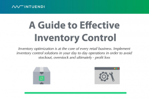 inventory control infographic